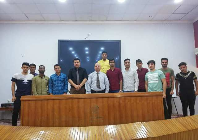 """A scientific seminar entitled """"Anti-extremism and extremism"""" for students of the first stage"""