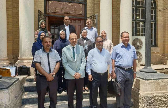 Historical meeting of the Committee of Biochemistry experts and heads of branches of biochemistry in Iraqi medical colleges