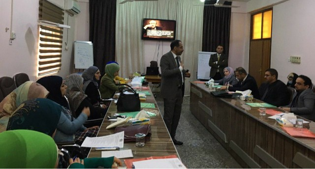 The College of Medicine is witnessing the start of the fifth course of teaching methods for the medical group