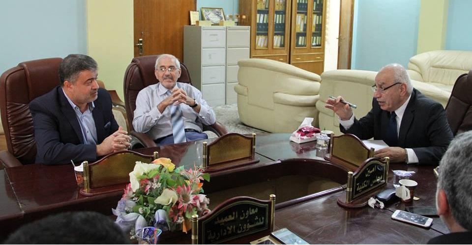 المنهج التكاملي للتعليم الطبي قفزة نوعيه تميزت به كلية الطب جامعة كربلاء