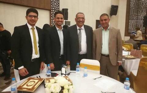 نقابة اطباء العراق تكرّم الطلبة الاوائل لكلية الطب 2016.2017