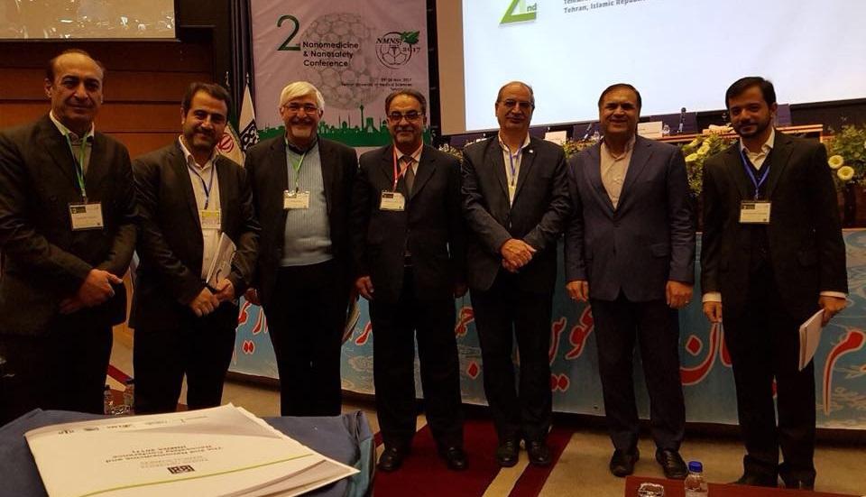 وفد عراقي من خبراء النانو في الجامعات العراقية ووزارة الصحة يشارك بمؤتمر للعلوم الطبية في طهران