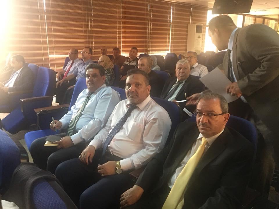 كلية الطب جامعة كربلاء تشارك باجتماع المجلس الوطني لاعتماد كليات الطب العراقية