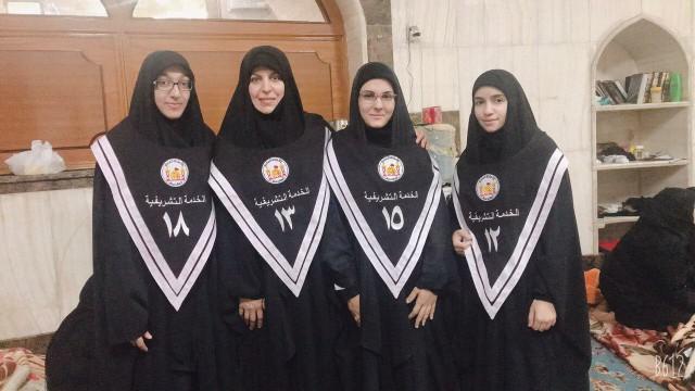 كلية الطب تقدم خدماتها وتنصهر ميدانيا في الزيارة الاربعينية للإمام الحسين (ع)