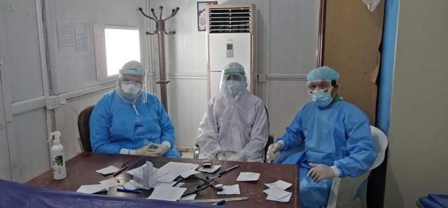أطباء التعليم والصحة معاً في مواجهة كورونا
