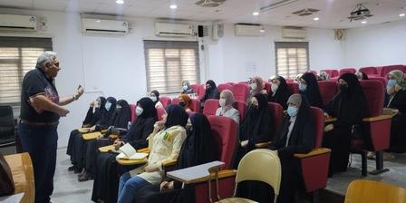 مباشرة طلبة كلية الطب جامعة كربلاء بالدوام الرسمي للعام الدراسي 2022/2021