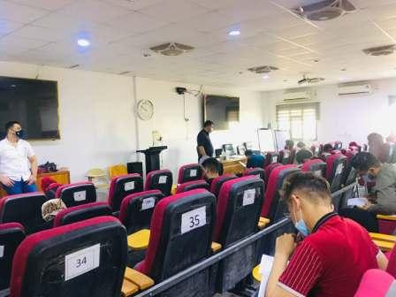 Check the attendance preliminary final exams at the Faculty of Medicine at Karbala University for the academic year 2021/2020
