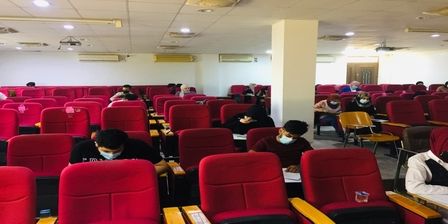 The College of Medicine, University of Karbala, concludes the exams for the second round of the academic year 2020-2021