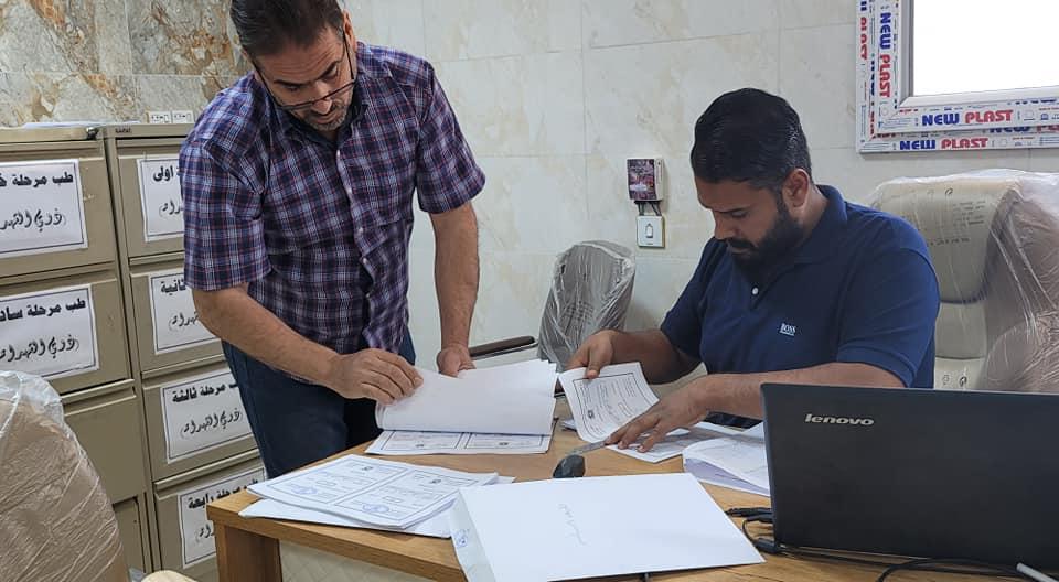 كلية الطب جامعة كربلاء تعلن نتائج الامتحانات النهائية للمرحلة السادسة للعام الدراسي 2020 – 2021 والعمادة تهنئ خريجيها